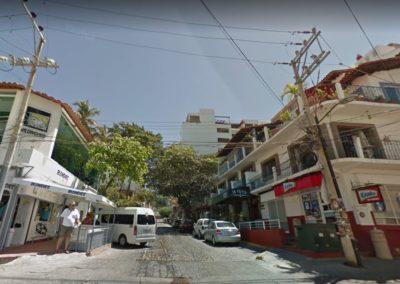 Pulpito corner with Amapas