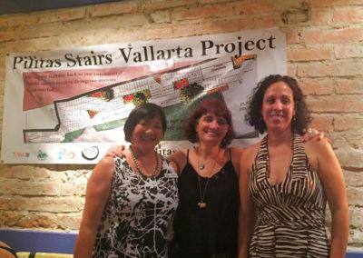Sylvia Toy, Nathalie Herling & Viviana Teston